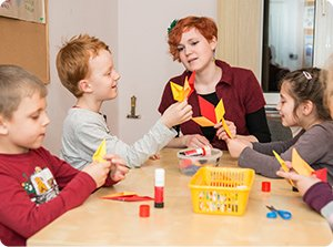 Kursy dla dzieci wczesnoszkolnych 6-9 lat