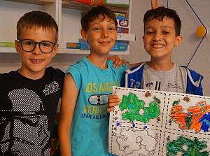Kursy dla dzieci szkolnych 10-11 lat