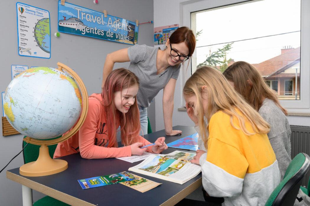 Kurs dla młodzieży 12-14 lat